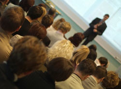 local internet marketing seminar image